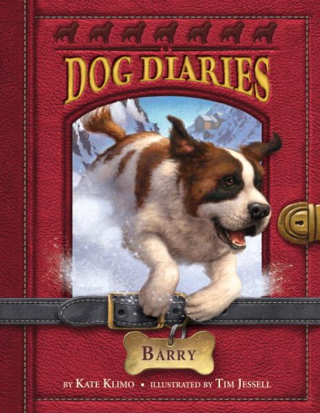 Barry (Dog Diaries #3)