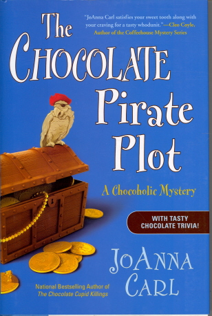 The Chocolate Pirate Plot (Chocoholic Mysteries)