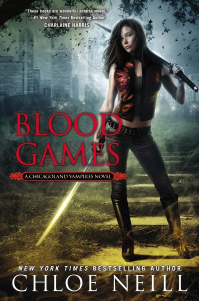 Blood Games (A Chicagoland Vampires Novel)