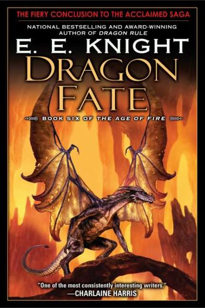 Dragon Fate (The Age of Fire, Bk. 6)