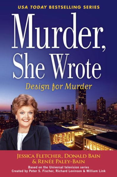 Design for Murder (Murder, She Wrote)