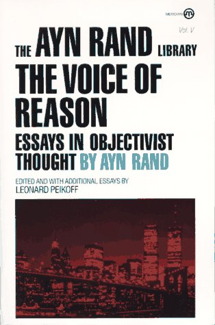 The Voice of Reason (Volume V)
