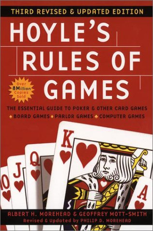 Hoyle's Rules of Games (Third Revised & Updated Edition)