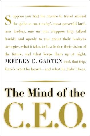 The Mind Of The C.E.O.