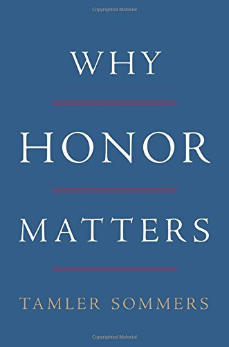 Why Honor Matters