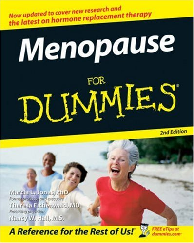 Menopause For Dummies (2nd Edition)