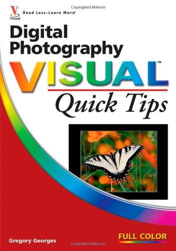 Digital Photography (Visual Quick Tips)