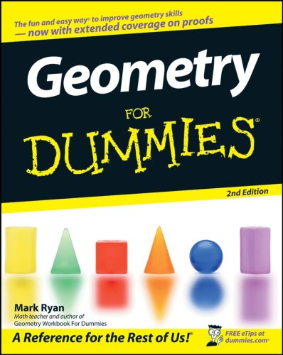 Geometry for Dummies (2nd Edition)