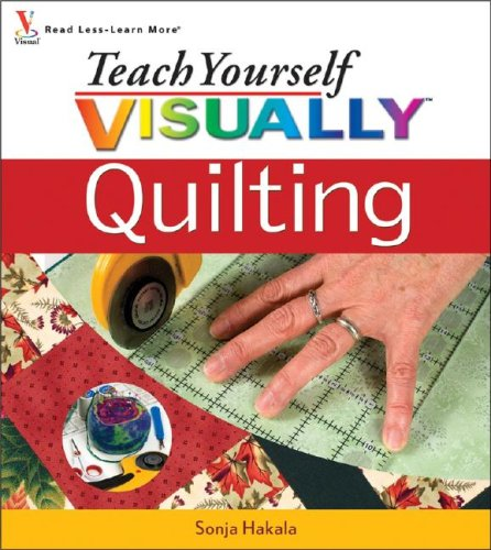 Quilting (Teach Yourself Visually)