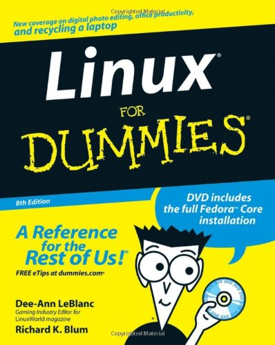 Linux for Dummies (8th Edition)
