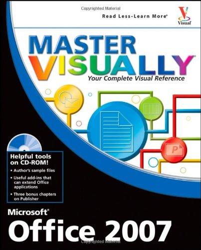 Microsoft Office 2007 (Master VISUALLY)