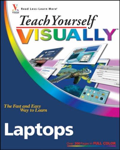 Laptops (Teach Yourself VISUALLY)