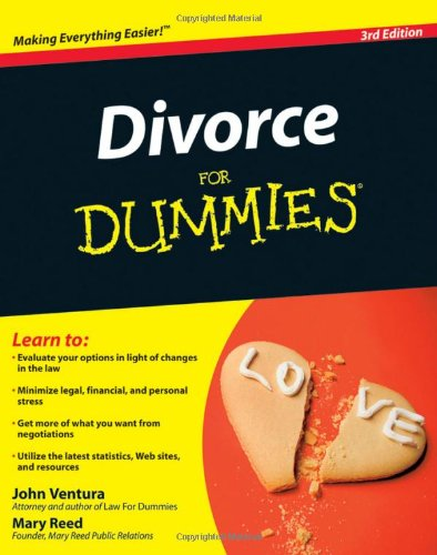 Divorce for Dummies  (3rd Edition)