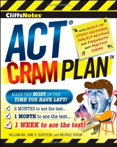ACT Cram Plan (CliffsNotes)