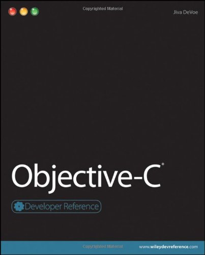 Objective-C (Developer Reference)