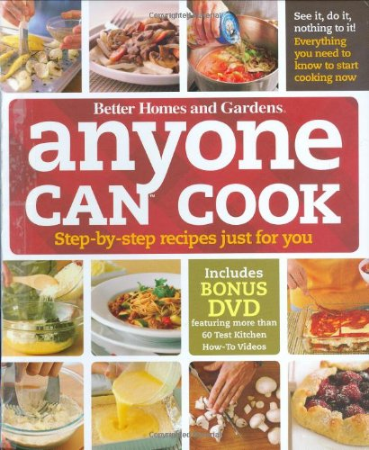 Anyone Can Cook (Better Homes & Gardens)