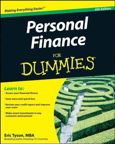Personal Finance For Dummies: 6th Edition
