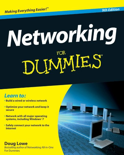 Networking For Dummies (9th Edition)