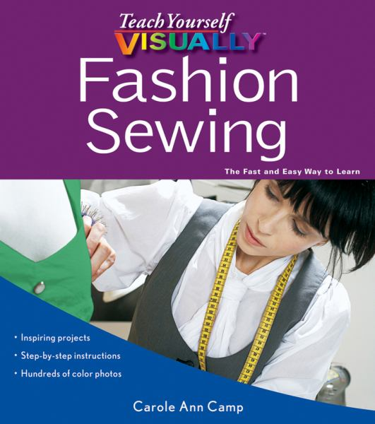 Fashion Sewing (Teach Yourself VISUALLY)