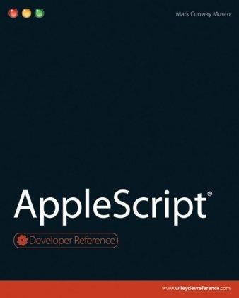 AppleScript (Developer Reference)