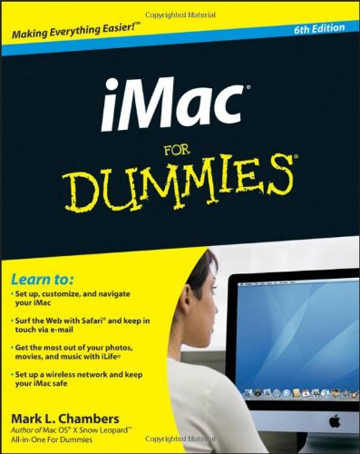 iMac For Dummies (6th Edition)