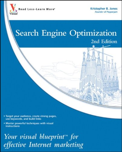 Search Engine Optimization: Your Visual Blueprint for Effective Internet Marketing  (2nd Edition)