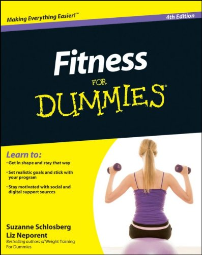Fitness For Dummies (4th Edition)