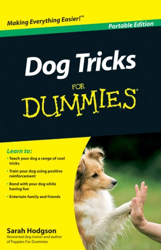 Dog Tricks for Dummies (Portable Edition)