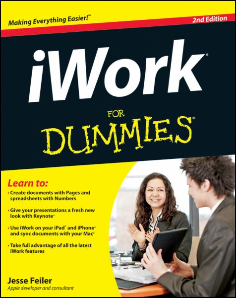 iWork for Dummies (2nd Edition)
