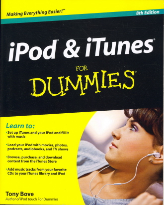 iPod & iTunes For Dummies (8th Edition)