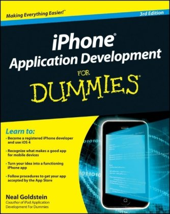 iPhone Application Development For Dummies (For Dummies, 3rd Edition)