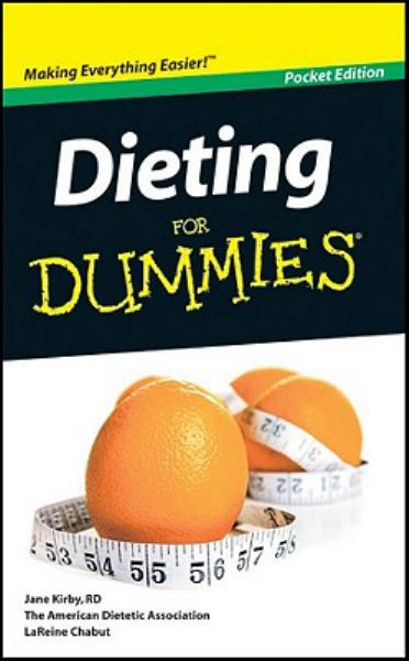 Dieting for Dummies (Pocket Edition)