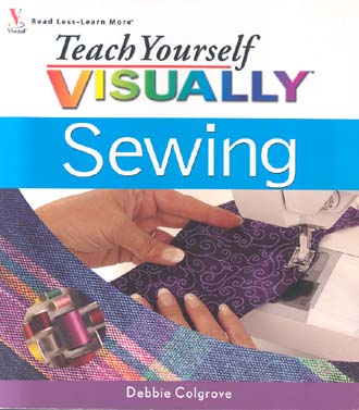 Sewing (Teach Yourself VISUALLY)