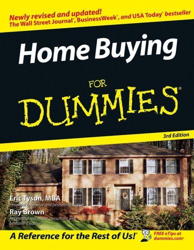Home Buying for Dummies (3rd Edition)