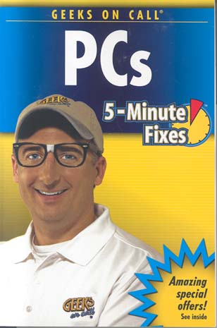 PC's: 5- Minute Fixes (Geeks On Call)