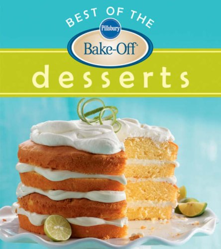 Pillsbury Best of the Bake-Off Desserts