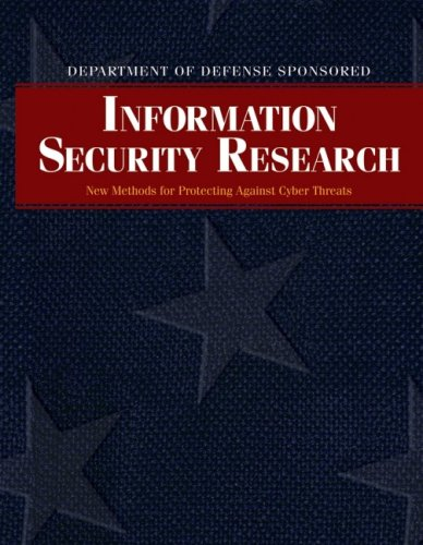 Department of Defense Sponsored Information Security Research