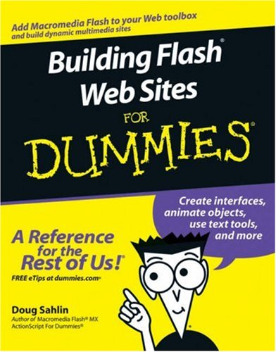 Building Flash Web Sites For Dummies