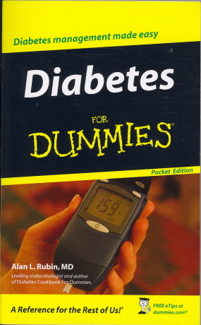 Diabetes for Dummies (Pocket Edition)