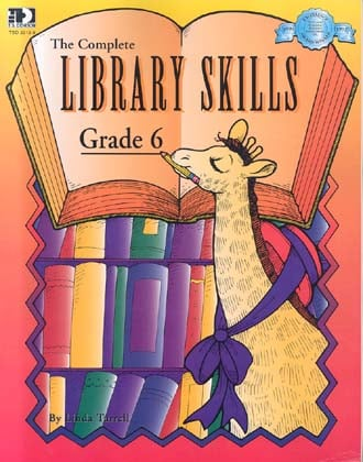 The Complete Library Skills (Grade 6)