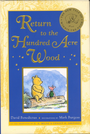 Return To The Hundred Acre Wood (The New Tale Of Winnie-The-Pooh)