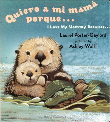 Quiero a mi mamá porque.... (I Love My Mommy Because....)