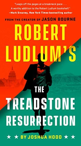 Robert Ludlum's The Treadstone Resurrection (A Treadstone Novel, Bk. 1)