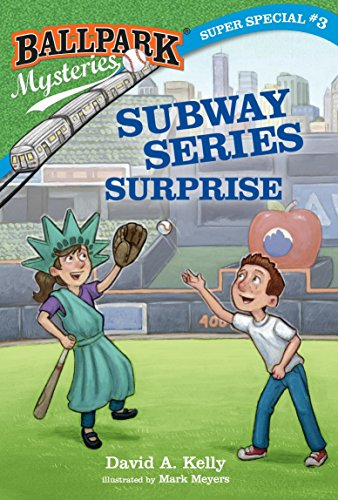 Subway Series Surprise (Ballpark Mysteries Super Special #3)