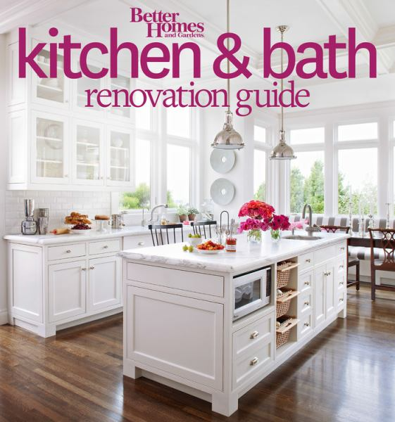 Kitchen and Bath Renovation Guide (Better Homes and Gardens)