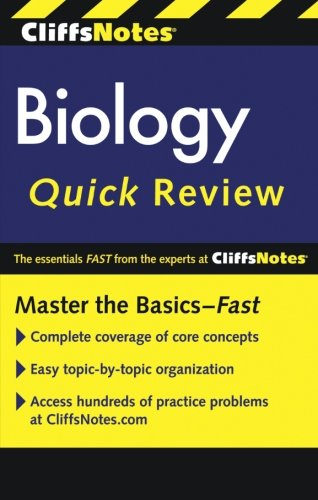 Biology Quick Review (CliffsNotes, 2nd Edition)