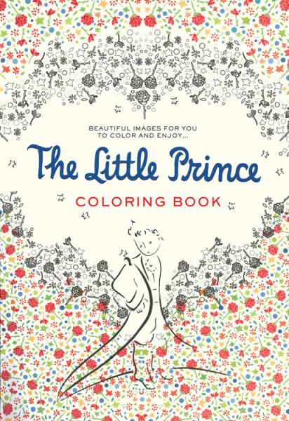 The Little Prince Coloring Book Bookoutlet Com