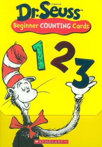 123 (Dr. Seuss Beginner Counting Cards)