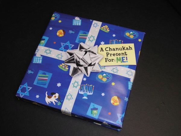A Chanukah Present for Me!