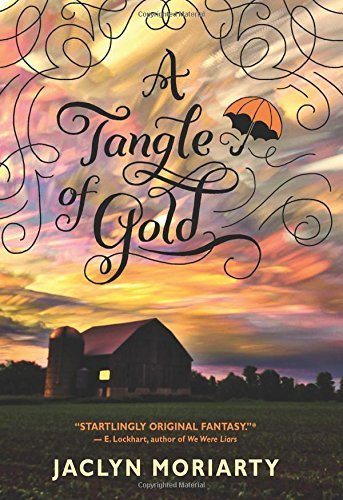 A Tangle of Gold (The Colors of Madeleine, B. 3)
